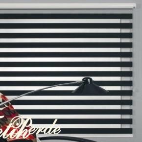 kasetli zebra perde