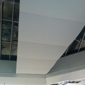 sabit çatı perdesi